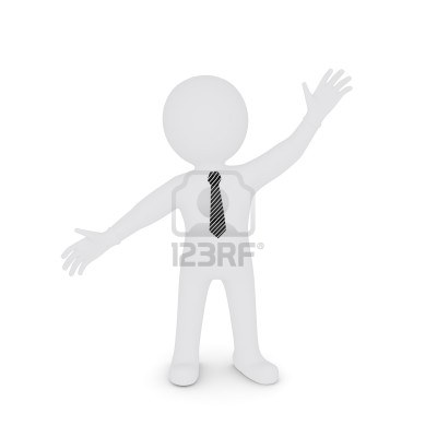 14589036-the-white-man-spread-his-hands-apart-on-the-diagonal-isolated-on-white-background