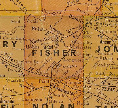 FisherCountyTexas1920